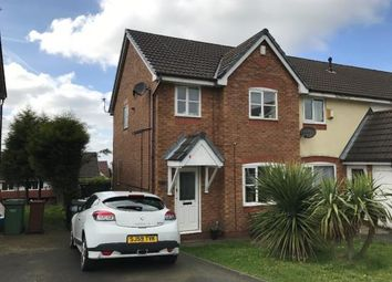 Thumbnail 3 bed semi-detached house to rent in Sefton Close, Oldham