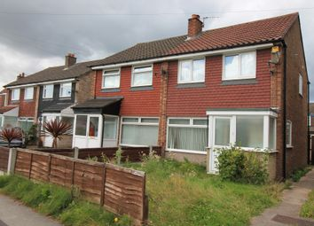 Thumbnail 3 bed semi-detached house to rent in Skye Road, Davyhulme