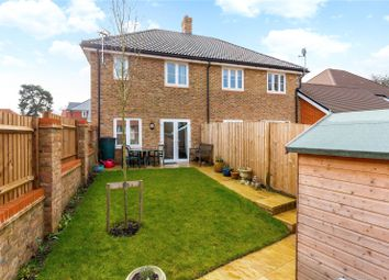 Thumbnail 3 bed semi-detached house for sale in Rudgard Way, Liphook, Hampshire