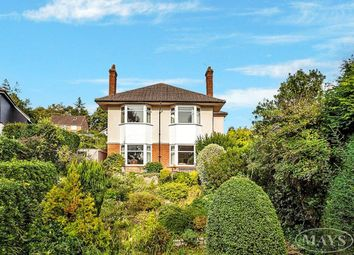 4 bed detached house for sale in Corfe View Road, Parkstone, Poole BH14