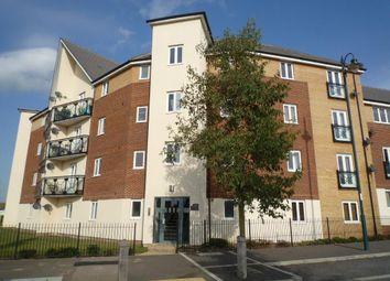 Thumbnail 2 bed flat to rent in Eagle Way, Hampton Centre, Peterborough