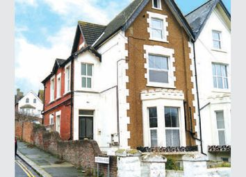 Thumbnail 1 bed flat for sale in First Floor Flat, 6 Church Road, East Sussex