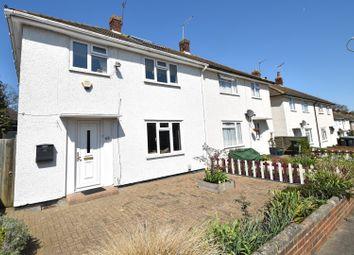 Thumbnail 3 bed semi-detached house for sale in Norton Crescent, Tonbridge