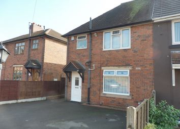 Thumbnail 3 bed semi-detached house for sale in Edmund Road, Dudley