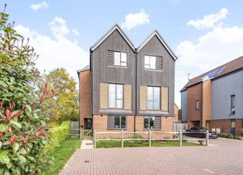 4 bed semi-detached house for sale in Oregano Lane, Godalming GU7