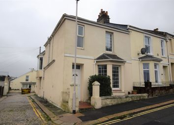 Thumbnail 3 bed end terrace house for sale in Marina Terrace, Mutley, Plymouth