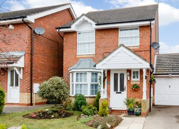Thumbnail 3 bed detached house for sale in Cresswell Gardens, Luton, Luton