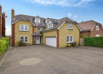 Thumbnail 7 bed detached house for sale in Dodnor Lane, Newport, Isle Of Wight