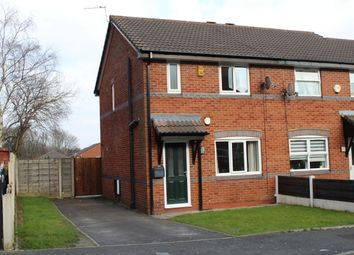 Thumbnail 2 bed semi-detached house to rent in Brentwood Drive, Farnworth