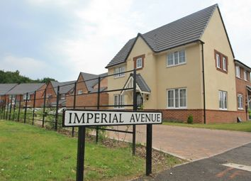 Thumbnail 4 bed detached house to rent in Imperial Avenue, Winnington, Northwich, Cheshire