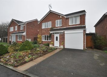 Thumbnail 4 bed detached house for sale in Old Vicarage Road, Willaston, Neston