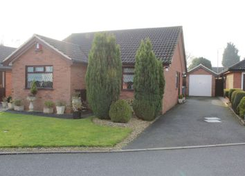 Thumbnail 2 bed detached bungalow for sale in Sycamore Close, Uttoxeter