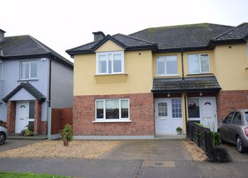 Thumbnail 3 bed semi-detached house for sale in No. 20 Bellefield Springs, Enniscorthy, Wexford County, Leinster, Ireland