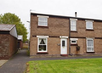 Thumbnail 3 bed semi-detached house for sale in Lochinvar Close, Longtown, Carlisle, Cumbria
