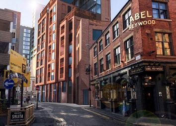 Thumbnail 2 bed flat for sale in Piccadilly, Manchester