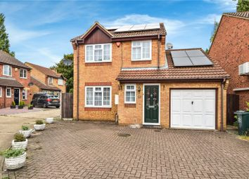Thumbnail 3 bed detached house for sale in Sutherland Close, Greenhithe, Kent