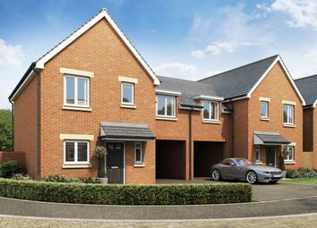 Thumbnail 3 bedroom semi-detached house for sale in Burton Road, Castle Gresley, Swadlincote