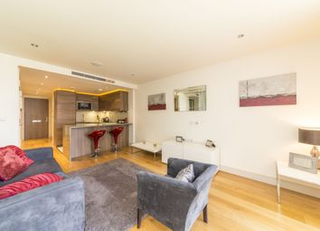 Thumbnail 1 bed flat to rent in Octavia House, 213 Townmead Road, Imperial Wharf, London