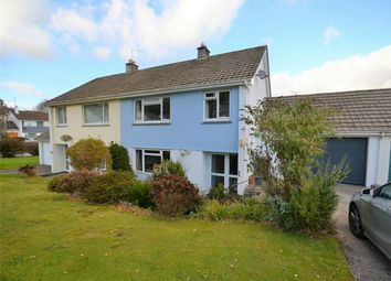 Thumbnail 3 bed semi-detached house for sale in Bosvean Gardens, Truro, Cornwall