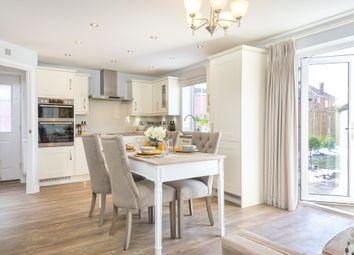 "Thumbnail 4 bed semi-detached house for sale in ""Irving"" at Flux Drive, Deddington, Banbury"