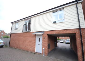 Thumbnail 2 bed flat to rent in Heron Road, Norwich