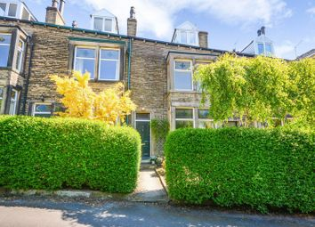 Thumbnail 4 bed terraced house for sale in Priestthorpe Road, Bingley