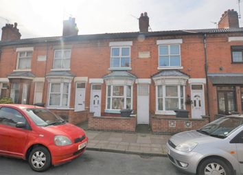 Thumbnail 2 bed terraced house for sale in Danvers Road, West End, Leicester