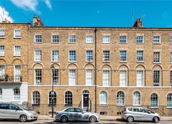Myddelton Square, London EC1R. 2 bed flat