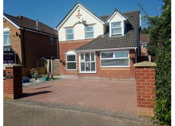 Thumbnail 3 bed detached house for sale in Newmoore Lane, Sandymoor, Runcorn