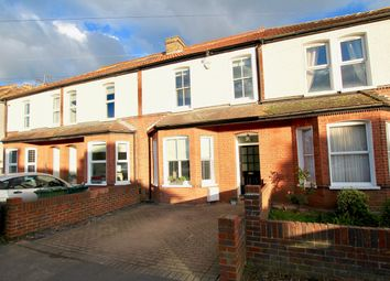 Thumbnail 3 bed terraced house for sale in Old Charlton Road, Shepperton