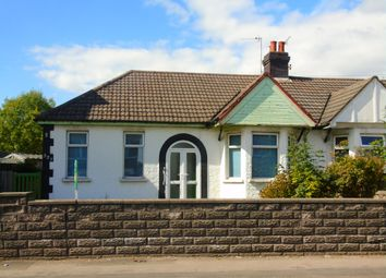 Thumbnail 2 bed semi-detached bungalow for sale in College Road, Whitchurch, Cardiff