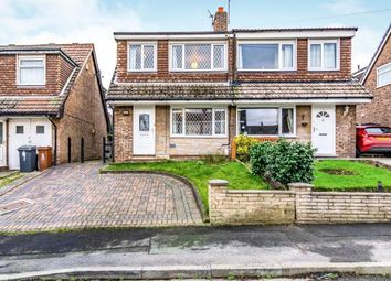 Thumbnail 3 bed semi-detached house for sale in Dawlish Avenue, Chadderton, Oldham, Greater Manchester