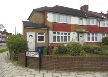 Thumbnail 2 bed maisonette to rent in Roxeth Green Avenue, Harrow, Middlesex