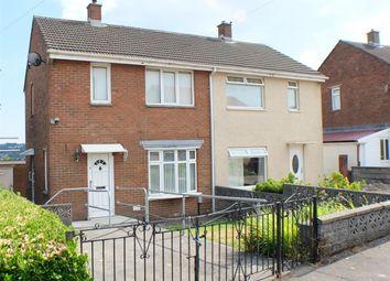 Thumbnail 2 bed property for sale in Villa Terrace, Treboeth, Swansea