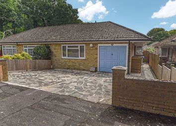 3 bed semi-detached bungalow for sale in Newbolt Close, Cowplain, Waterlooville PO8