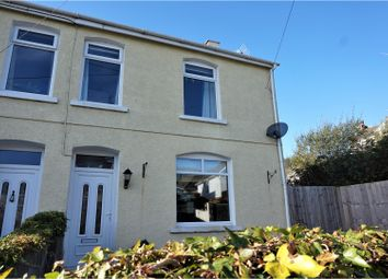 Thumbnail 4 bedroom semi-detached house for sale in Waun Road, Loughor