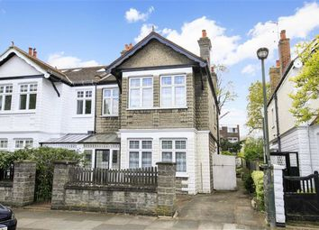 Thumbnail 4 bed semi-detached house for sale in St. James's Avenue, Hampton Hill, Hampton