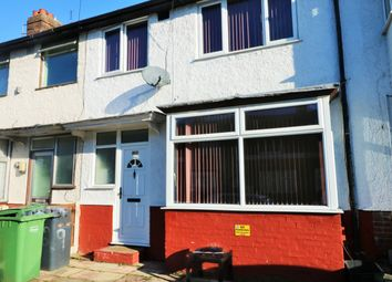 Thumbnail 3 bed terraced house to rent in Connaught Road, Luton