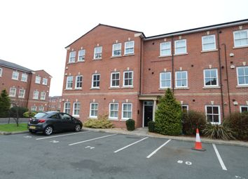 Thumbnail 2 bedroom flat to rent in Hatters Court, Higher Hillgate, Stockport
