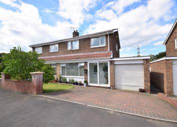 3 bed semi-detached house for sale in Park Lea, East Herrington, Sunderland SR3