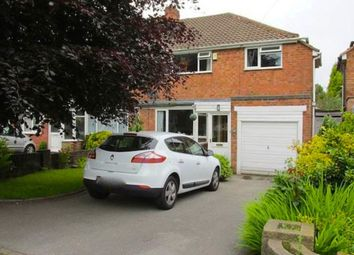 Thumbnail 3 bed semi-detached house to rent in Bakers Lane, Sutton Coldfield