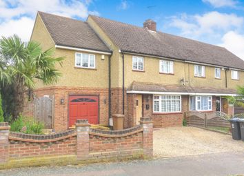 Thumbnail 4 bedroom semi-detached house for sale in Gilpins Gallop, Stanstead Abbotts, Ware