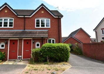 Thumbnail 2 bed semi-detached house to rent in Tonyn Close, Alvechurch, Birmingham
