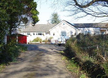 Thumbnail 5 bed detached bungalow for sale in Trelawney Parish, Trelawne, Looe
