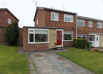 Thumbnail 3 bed semi-detached house for sale in The Wynding, Bedlington