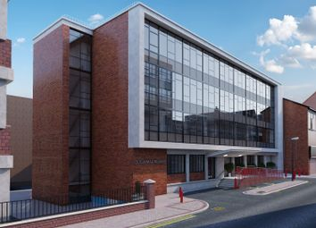 Thumbnail 1 bed flat for sale in 58-60 Guild Hall Street, Preston