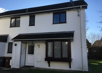 Thumbnail 2 bed terraced house to rent in Yeolland Park, Ivybridge