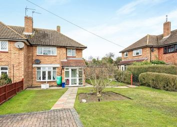 Thumbnail 3 bed end terrace house for sale in Leatherhead, Surrey, Uk