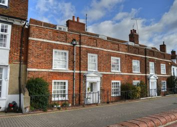 Thumbnail 4 bedroom terraced house for sale in The Quay, Burnham-On-Crouch