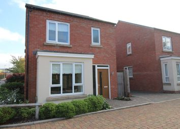 Thumbnail 3 bed detached house for sale in Chadwick Close, Rednal, Birmingham